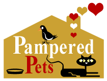 LOGO: Pampered Pets